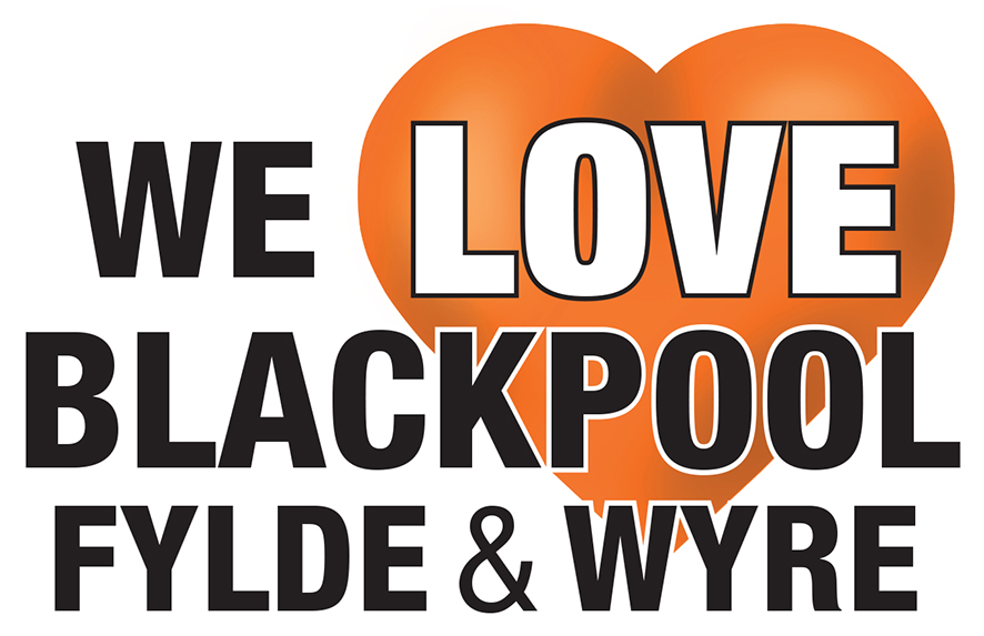 This image has an empty alt attribute; its file name is We-Love-Blackpool-Fylde-Wyre-logo.jpg.png